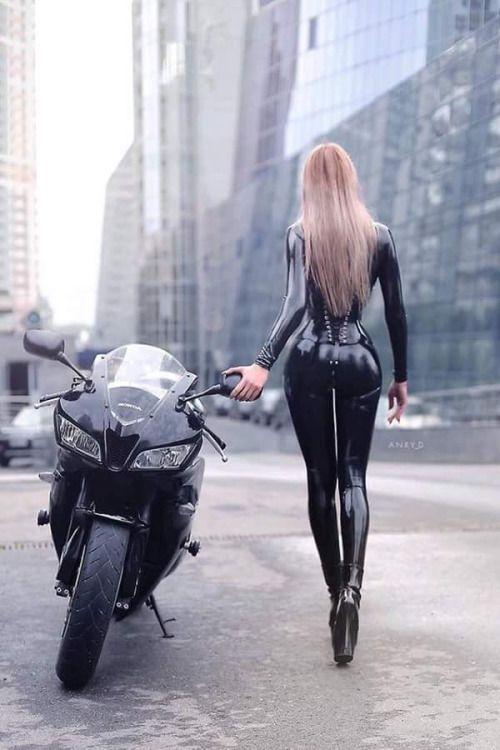总有一款是你心中的摩托女郎【第二弹】