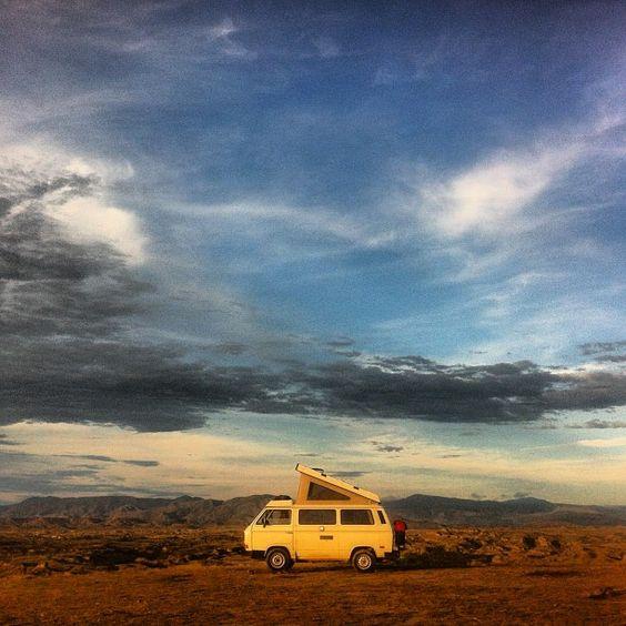 【房车】好美有多美?房车,孤独的自由
