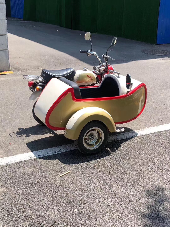 可爱,又一款小猴子边车,可以收藏摆设